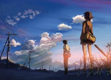 Японская анимация всю ночь напролет