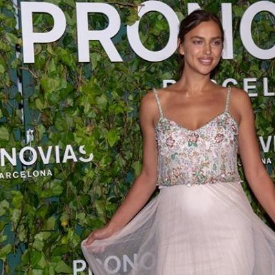 Ирину Шейк заподозрили  в беременности
