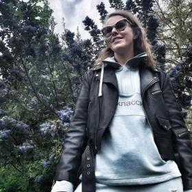 В интернете всплыли откровенные снимки Ксении Собчак