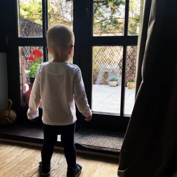 Ксения Собчак опубликовала новое фото сына