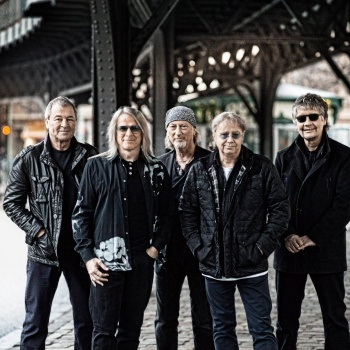 Deep Purple с новым альбомом inFinite