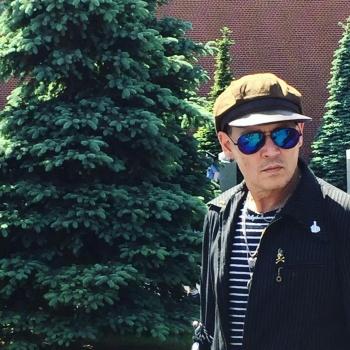 Джонни Депп посетил Москву и выразил восхищение русскими девушками