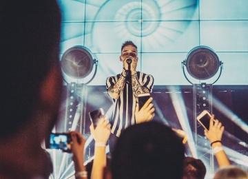 В Москве прошла презентация нового альбома Мэйти при участие Anacondaz