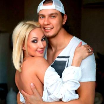 Лера Кудрявцева впервые опубликовала свадебные фотографии