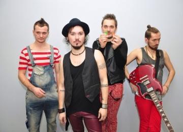 Группа KRUGERS представила «Стерву»
