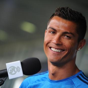 Футболист Криштиану Роналду побил европейский рекорд