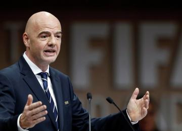 Маленькой дочери президента FIFA сделали экстренную операцию в Санкт-Петербурге