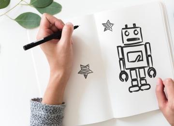 Робототехника на английском языке для детей