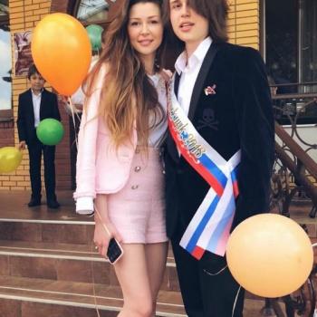 Сына Анастасии Заворотнюк назвали копией знаменитой мамы