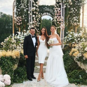 Экс-супруга Эмина Агаларова прокомментировала его свадьбу