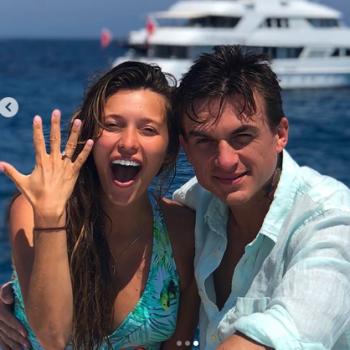 Регина Тодоренко согласилась стать женой Влада Топалова