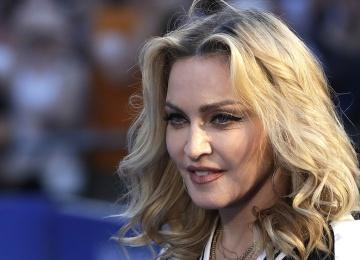 Мадонна поздравила сына с днем рождения