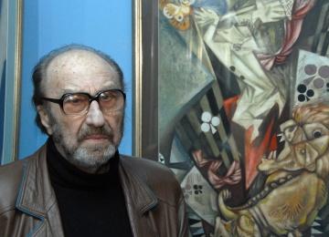 Умер художник Виталий Волович