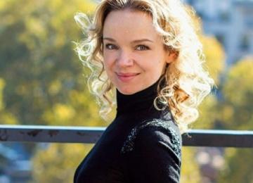 Виталину Цымбалюк-Романовскую застали в кафе с Шаляпиным
