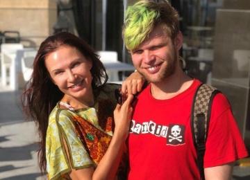Эвелина Бледанс удивила подписчиков фотографией старшего сына