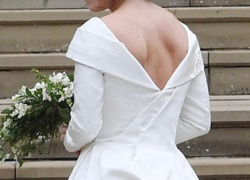 Откуда у принцессы Евгении шрам на спине?