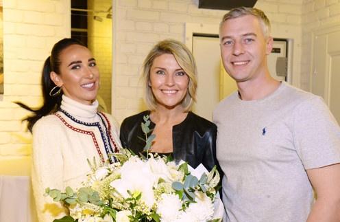Екатерина Архарова открыла свой бизнес