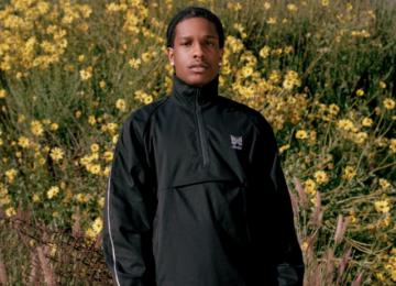 A$AP Rocky выпускает спортивные костюмы
