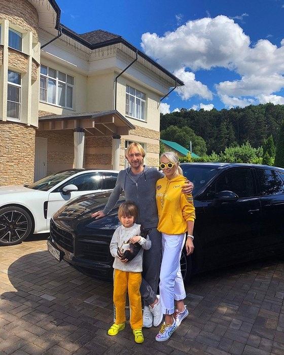 Евгений Плющенко оправдался за дорогие машины