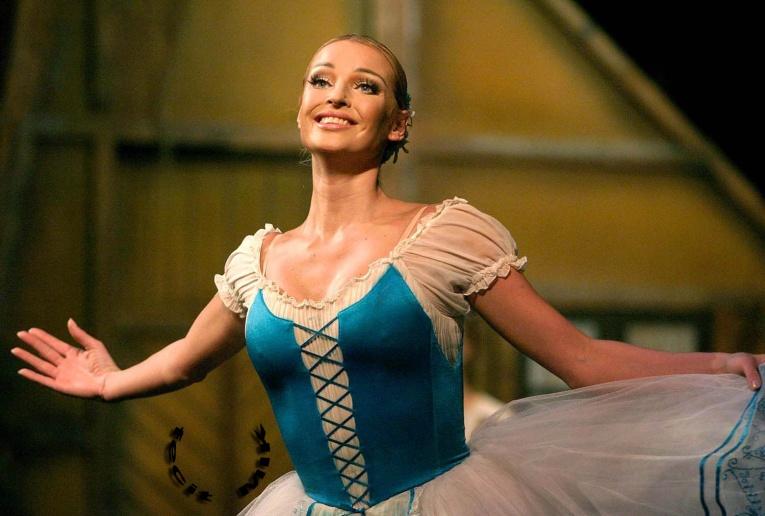 Большой театр отказался выплачивать пенсию Анастасии Волочковой