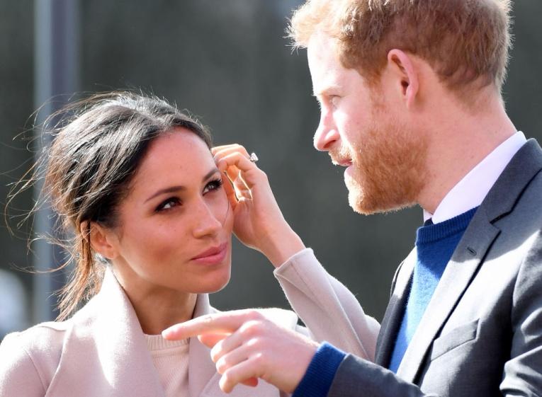 Фотограф рассказал о работе с Меган Маркл и принцем Гарри