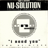 I Need You (The Remixes)