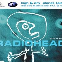 High & Dry - Planet Telex CDS CD2
