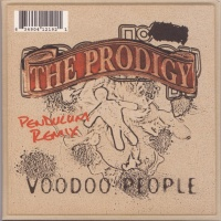 Voodoo People (Pendulum Remix) -Voodoo People (Pendulum Remix) / Out Of Space (Audio Bullys Remix)