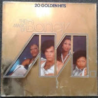The Magic Of Boney M. - 20 Golden Hits