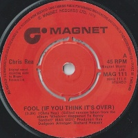 Fool (If You Think It's Over)