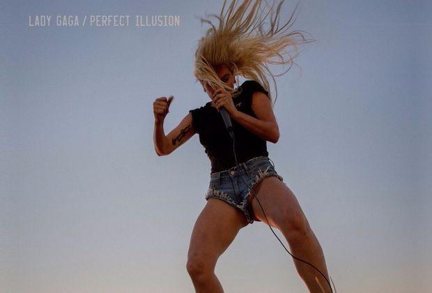 Леди Гага анонсировала новый трек