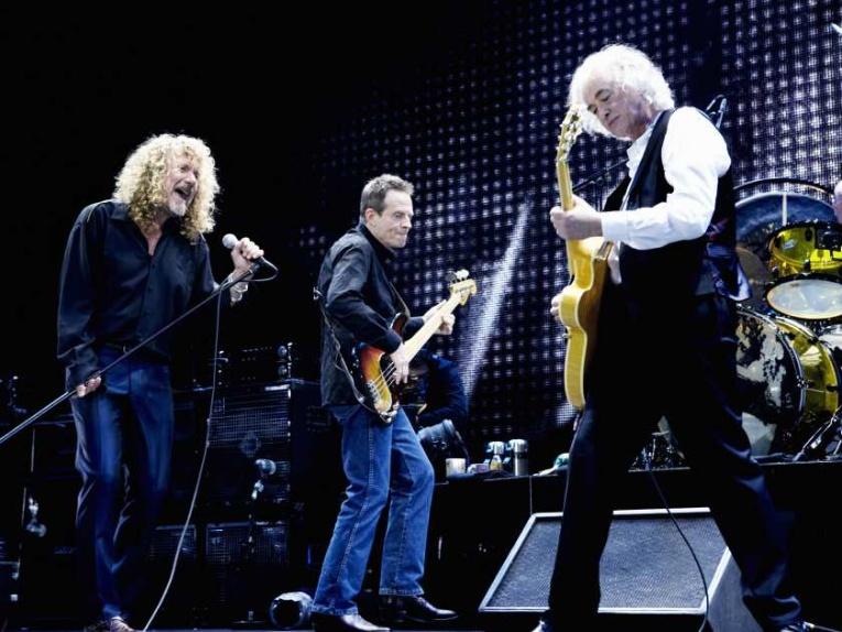 Led Zeppelin презентовали анимационное видео