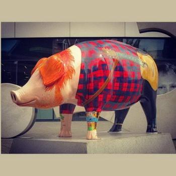 C молотка ушла свинья в образе Эда Ширана
