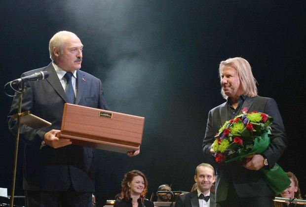 Виктор Дробыш получил орден Франциска Скорины
