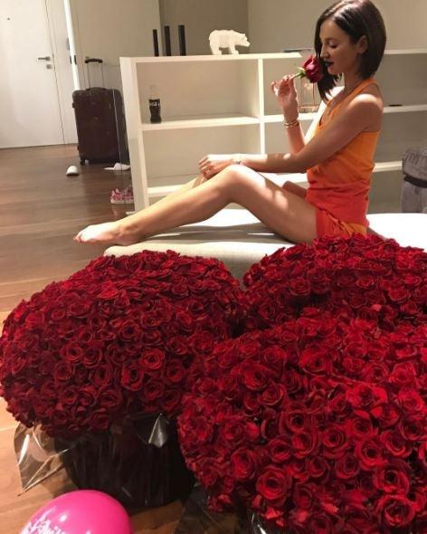 Ольга Бузова отметила 31-й день рождения