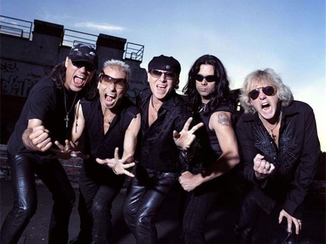Группа Scorpions отметит свое 50-летие рок-н-ролльными шоу в СК «Олимпийский»
