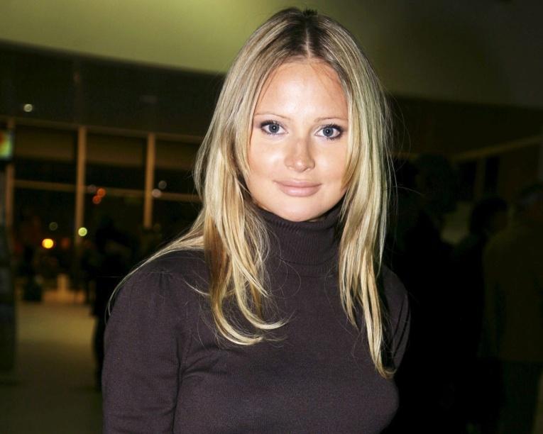 Дана Борисова наладила отношения с бывшим мужем