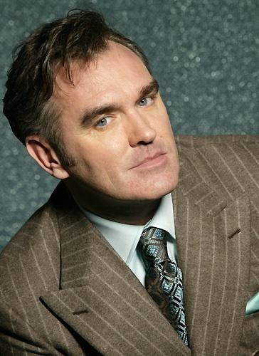 Morrissey отменил свой концерт из-за мяса