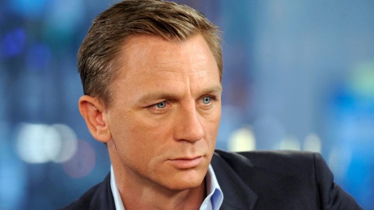 """Вновь """"Агента 007"""" сыграет Дэниел Крейг"""