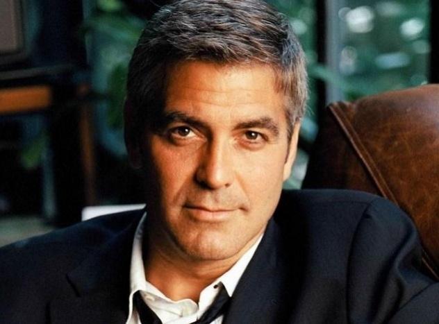 Пластические хирурги признали лицо Джоржда Клуни самым красивым