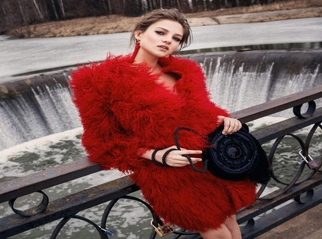 Алеся Кафельникова пробует себя в роли актрисы
