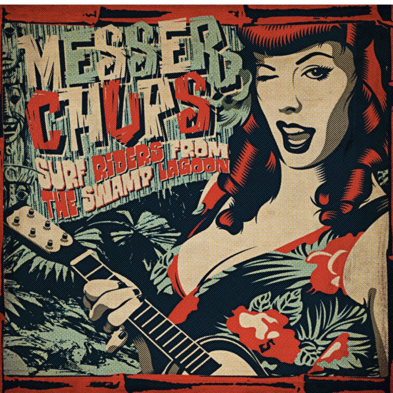 Живой концерт Messer Chups в Powerhouse