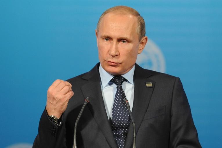Владимир Путин согласился сняться в рекламе