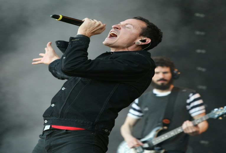 Новый клип группы Linkin Parkв память о погибшем солисте