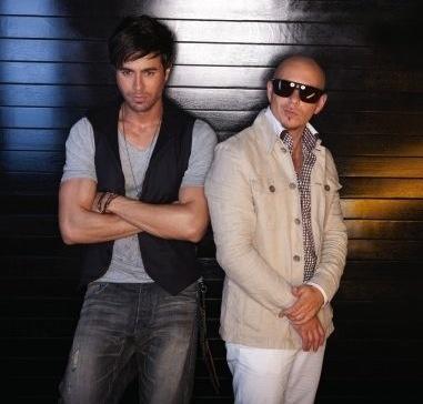 Энрике Иглесиас и Питбуль готовятся к совместному туру