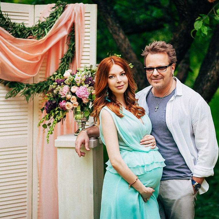 Наталья Подольская прокомментировала слухи о своей беременности