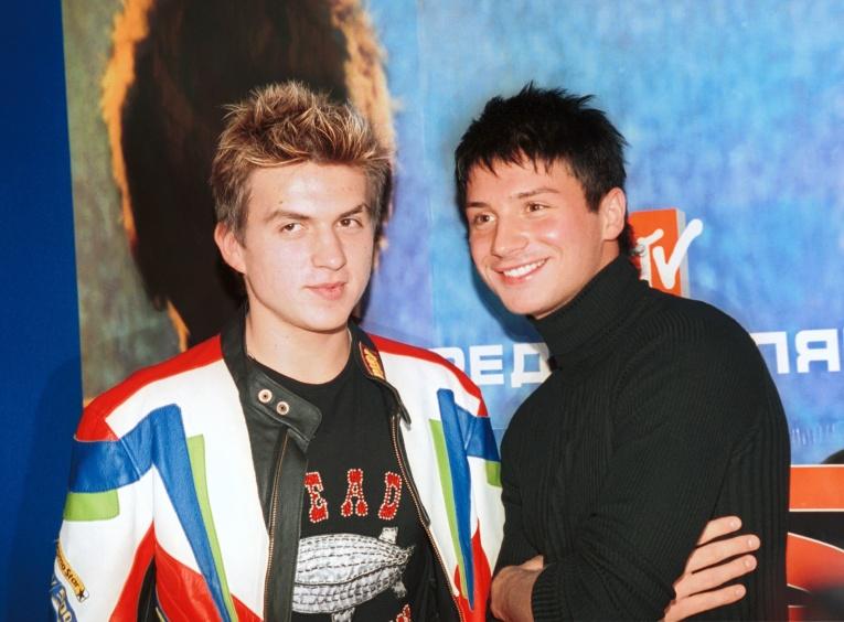 Сергей Лазарев наконец-то помирился с Владом Топаловым