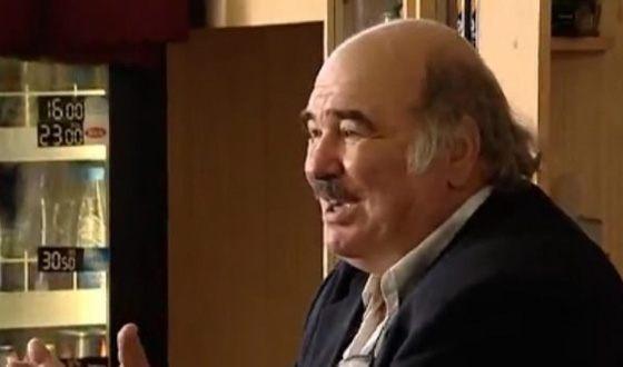 Умер актер театра и кино Юрий Ароян