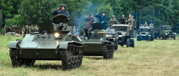 В Подмосковье пройдет фестиваль «Моторы войны»