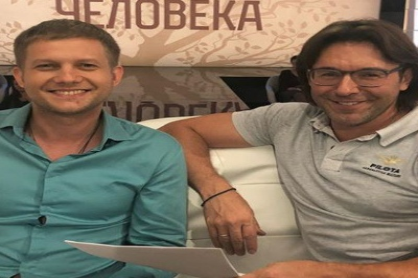 Борис Корчевников стал гостем «Прямого эфира»